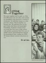 1989 Eula High School Yearbook Page 18 & 19
