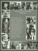 1989 Eula High School Yearbook Page 32 & 33
