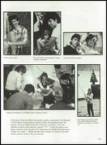 1989 Eula High School Yearbook Page 36 & 37