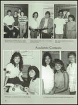 1989 Eula High School Yearbook Page 50 & 51