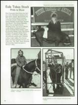 1989 Eula High School Yearbook Page 56 & 57