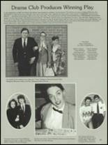 1989 Eula High School Yearbook Page 100 & 101