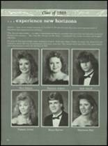 1989 Eula High School Yearbook Page 108 & 109