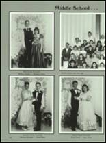 1989 Eula High School Yearbook Page 118 & 119