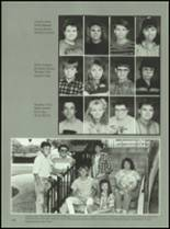 1989 Eula High School Yearbook Page 120 & 121