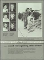 1989 Eula High School Yearbook Page 124 & 125