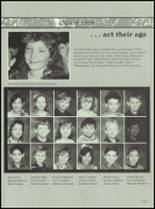 1989 Eula High School Yearbook Page 134 & 135