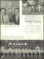 1959 Mt. Pleasant High School Yearbook Page 16 & 17