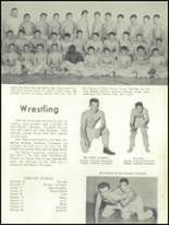 1959 Mt. Pleasant High School Yearbook Page 20 & 21