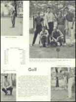 1959 Mt. Pleasant High School Yearbook Page 24 & 25