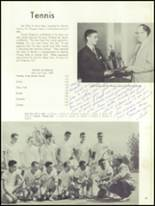 1959 Mt. Pleasant High School Yearbook Page 26 & 27