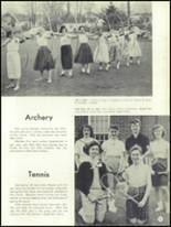 1959 Mt. Pleasant High School Yearbook Page 28 & 29