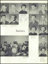 1959 Mt. Pleasant High School Yearbook Page 34 & 35