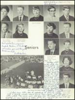 1959 Mt. Pleasant High School Yearbook Page 40 & 41