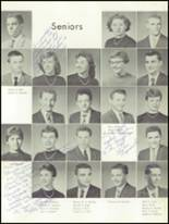 1959 Mt. Pleasant High School Yearbook Page 48 & 49