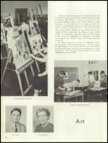 1959 Mt. Pleasant High School Yearbook Page 62 & 63