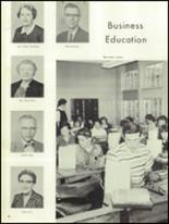 1959 Mt. Pleasant High School Yearbook Page 64 & 65