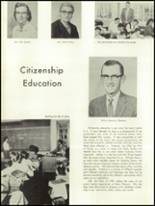 1959 Mt. Pleasant High School Yearbook Page 66 & 67