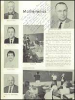 1959 Mt. Pleasant High School Yearbook Page 72 & 73