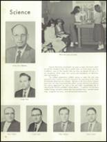 1959 Mt. Pleasant High School Yearbook Page 76 & 77
