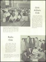1959 Mt. Pleasant High School Yearbook Page 92 & 93