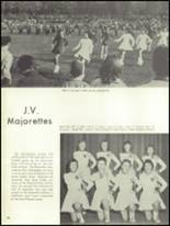 1959 Mt. Pleasant High School Yearbook Page 102 & 103