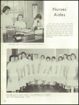 1959 Mt. Pleasant High School Yearbook Page 104 & 105
