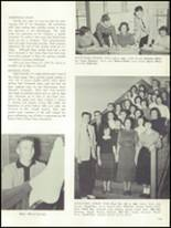 1959 Mt. Pleasant High School Yearbook Page 116 & 117