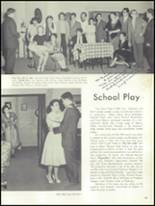 1959 Mt. Pleasant High School Yearbook Page 124 & 125