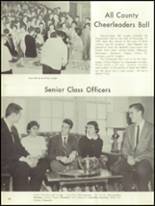 1959 Mt. Pleasant High School Yearbook Page 126 & 127