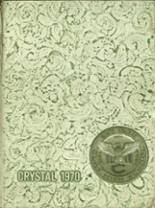 1970 Yearbook Clay High School