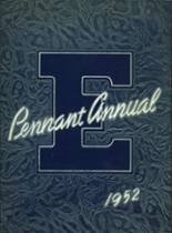 1952 Yearbook Elkhart High School (thru 1972)