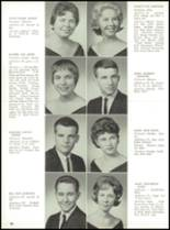 1964 DuPont Manual High School Yearbook Page 54 & 55
