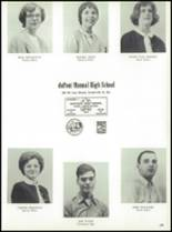 1964 DuPont Manual High School Yearbook Page 112 & 113