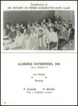 1964 DuPont Manual High School Yearbook Page 172 & 173