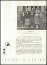 1944 West Philadelphia High School Yearbook Page 20 & 21