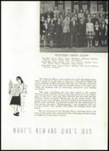 1944 West Philadelphia High School Yearbook Page 22 & 23