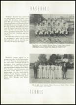 1944 West Philadelphia High School Yearbook Page 38 & 39