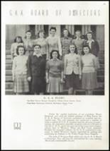 1944 West Philadelphia High School Yearbook Page 40 & 41