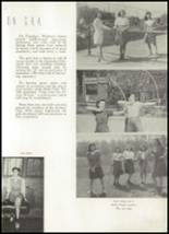 1944 West Philadelphia High School Yearbook Page 42 & 43