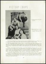 1944 West Philadelphia High School Yearbook Page 44 & 45