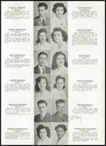 1944 West Philadelphia High School Yearbook Page 64 & 65