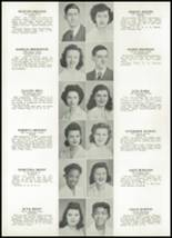 1944 West Philadelphia High School Yearbook Page 66 & 67