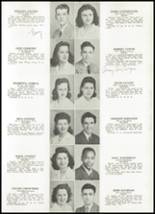 1944 West Philadelphia High School Yearbook Page 68 & 69