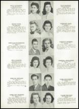 1944 West Philadelphia High School Yearbook Page 70 & 71