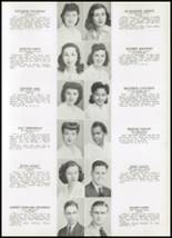 1944 West Philadelphia High School Yearbook Page 82 & 83