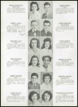 1944 West Philadelphia High School Yearbook Page 84 & 85
