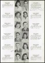 1944 West Philadelphia High School Yearbook Page 86 & 87