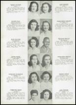 1944 West Philadelphia High School Yearbook Page 88 & 89