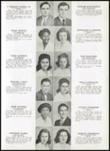 1944 West Philadelphia High School Yearbook Page 90 & 91